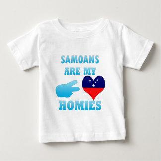 Samoans are my Homies Tee Shirt