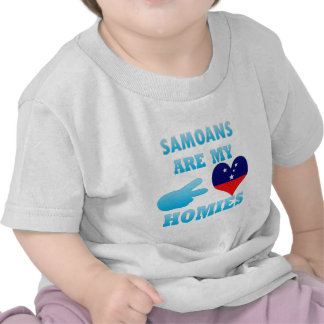 Samoans are my Homies T Shirt
