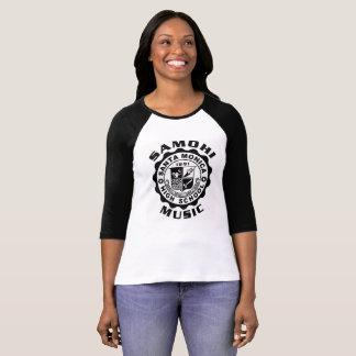 Samohi Music Raglan T-Shirt