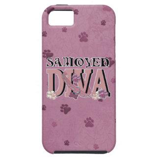 Samoyedの花型女性歌手 iPhone 5 Covers
