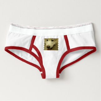 samoyed-5 briefs