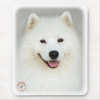 Samoyed 9Y566D-019 Mouse Pad