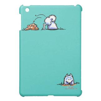 Samoyed Can U Dig It iPad Mini Case