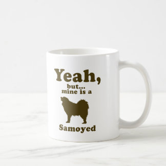 Samoyed Classic White Coffee Mug