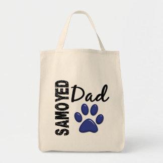 Samoyed Dad 2 Tote Bag