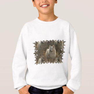 Samoyed Dog Breed Children's Sweatshirt