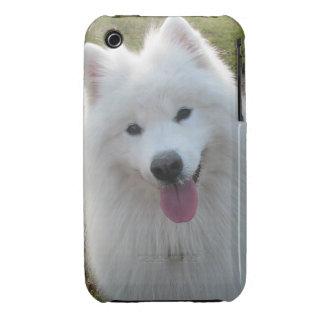 Samoyed dog photo iphone 3G case mate barely