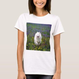 Samoyed Dog T-Shirt