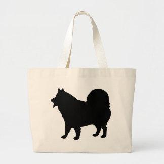 Samoyed Gear Large Tote Bag