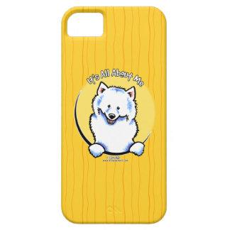Samoyed IAAM iPhone 5 Covers