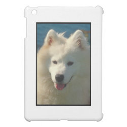 Samoyed iPad Mini Cover