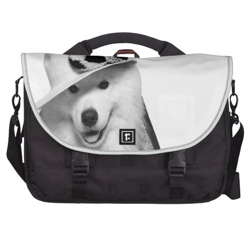 Samoyed Laptop Bag