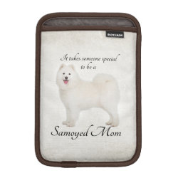 iPad Mini Sleeve with Samoyed Phone Cases design