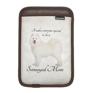 Samoyed Mom iPad Sleeve
