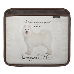 Samoyed Mom iPad Sleeve