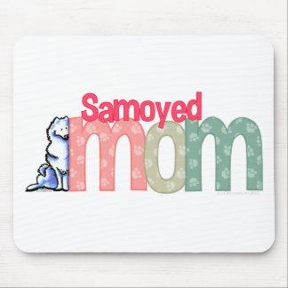 Samoyed Mom Mouse Pad