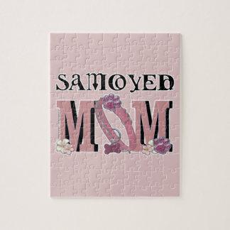 Samoyed MOM Puzzles