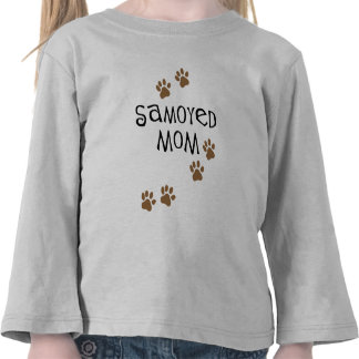 Samoyed Mom Tshirt