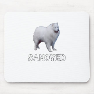 Samoyed Mouse Pad
