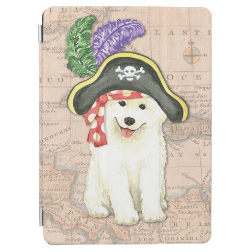 Samoyed Pirate iPad Air Cover