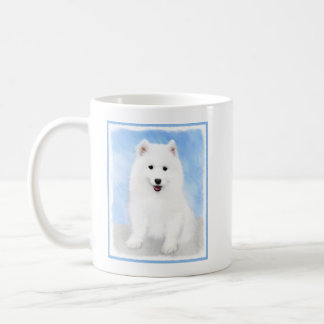 Samoyed Puppy Coffee Mug