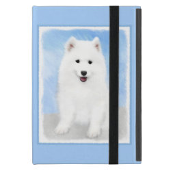 Samoyed Puppy Painting - Cute Original Dog Art iPad Mini Case