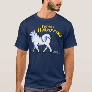 Samoyed Totally Hairifying T-Shirt