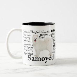 Samoyed Traits Mug