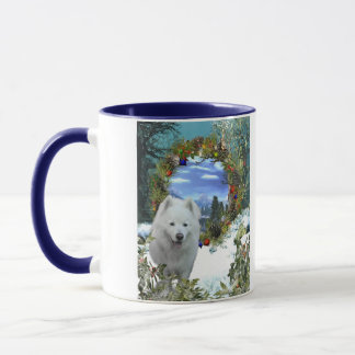 Samoyed  World Mug