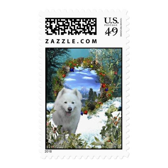 Samoyed  World Postage