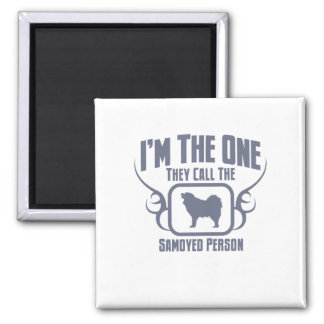 Samoyedo Imanes Para Frigoríficos