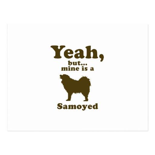 Samoyedo Postal