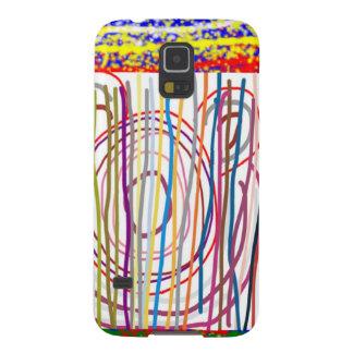 SAMPADA embroma el extracto: LÍNEA espectro del Carcasa Para Galaxy S5