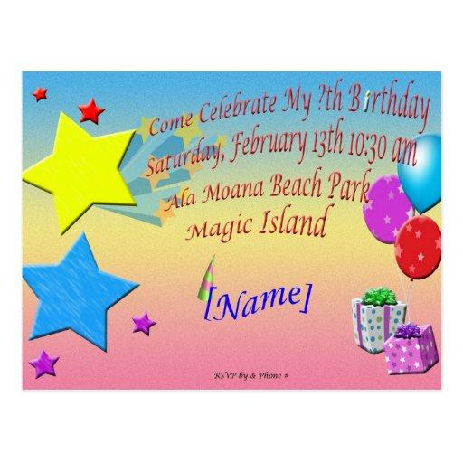 40th birthday ideas birthday invitation card samples