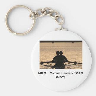 Sample MRC Kechain Basic Round Button Keychain