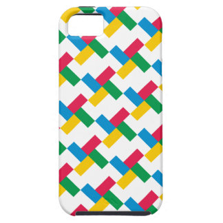 Sample of rectangles pattern rectangles iPhone SE/5/5s case