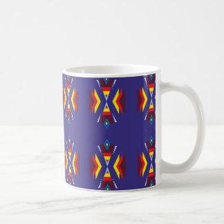 Sample pattern Indian native American Coffee Mug
