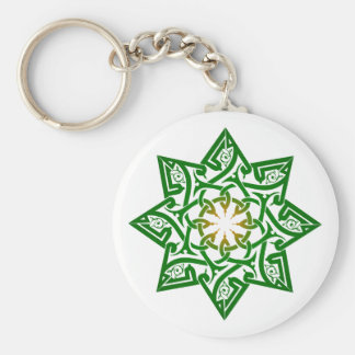 Sample pattern ornamentation Arab arabic Key Chains