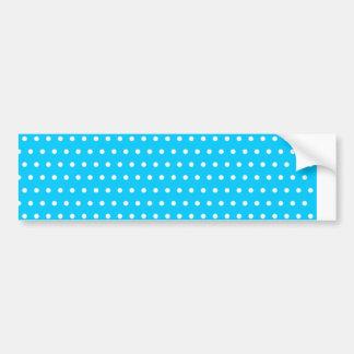 sample scores scored polka dots dabs dabbed bumper sticker