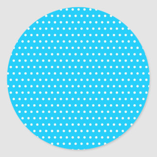 sample scores scored polka dots dabs dabbed classic round sticker