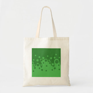 Sample waves blisters pattern waves bubbles tote bag