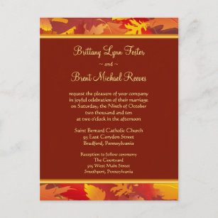 sample wedding invitations zazzle