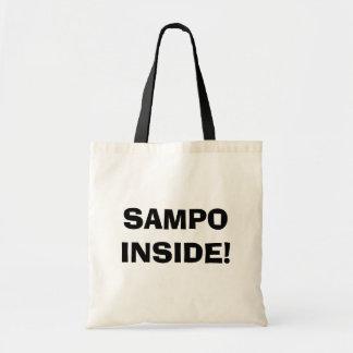 SAMPO INSIDE! TOTE BAG
