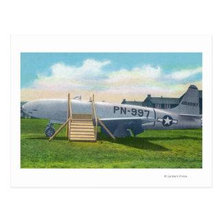 Sampson Air Force Base Postcard
