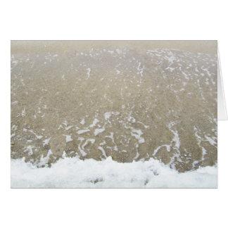 Sampson's Island Sea Foam Notecard