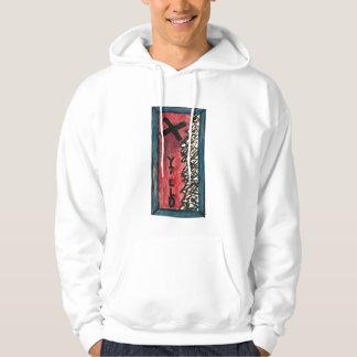Sampson's Original designed Folk-Artwork Clothing. Hoodie