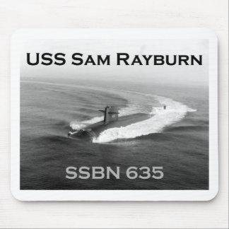 SamRayburn1.png Mousepad