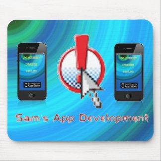 Sam's App Development Mouse Pad