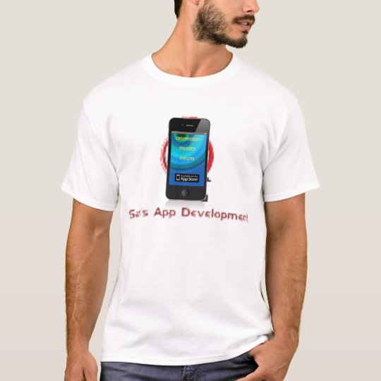 Sam's App Development T-Shirt