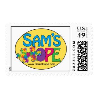 Sam's Hope Stamps